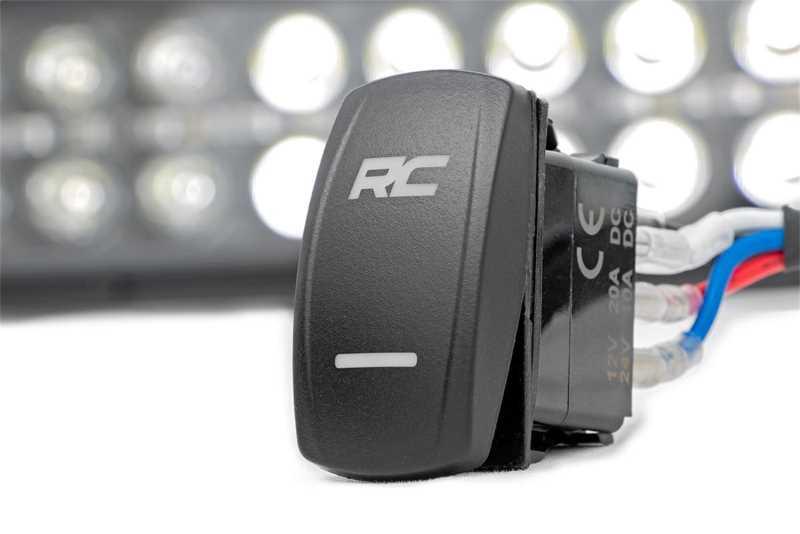 Cree Black Series Curved LED Light Bar 72930BD