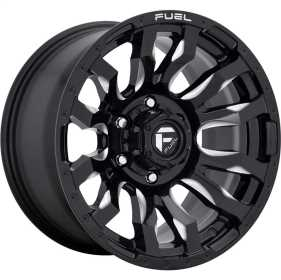 Fuel One Series Piece Blitz Wheel