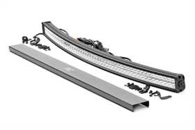 Cree Chrome Series Curved LED Light Bar 72954D