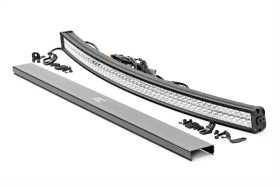 Cree Chrome Series Curved LED Light Bar 72954D