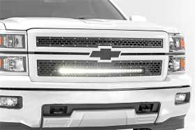 Laser-Cut Mesh Replacement Grille