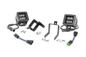 Black Series LED Fog Light Kit 70622