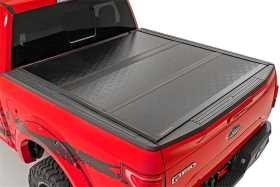 Hard Tri-Fold Tonneau Bed Cover 47220651