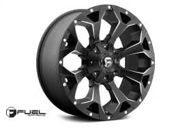 Fuel One Series Piece Assault Wheel