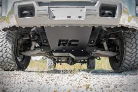 Heavy Duty Front Skid Plate Package