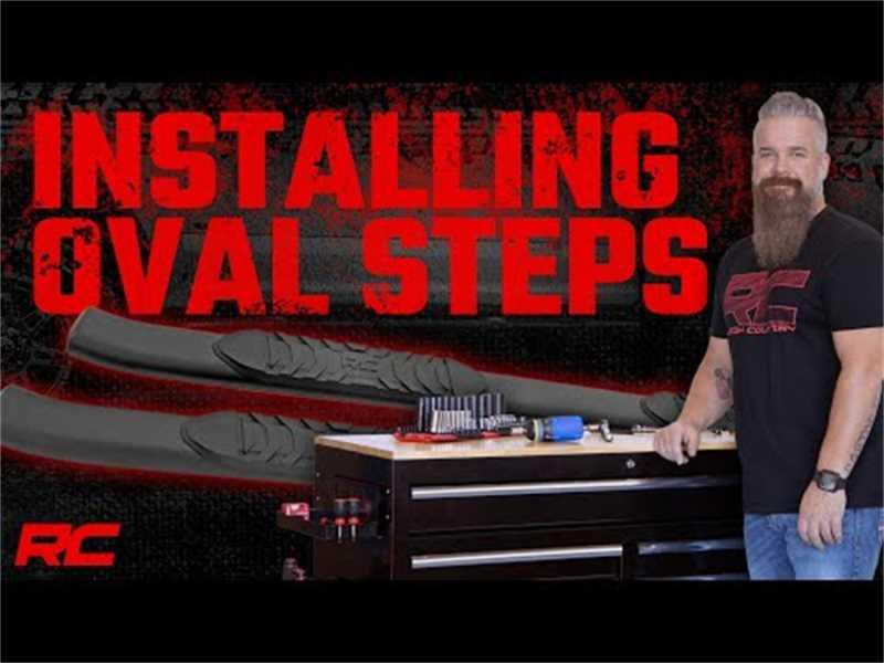 Oval Nerf Step Bar 21005