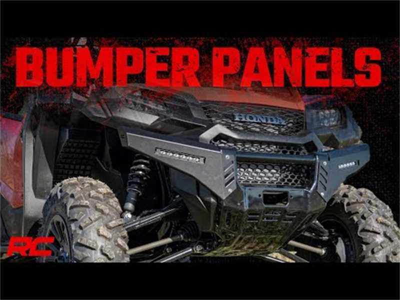 Front Bumper Panels 92025