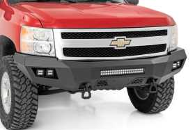 Heavy Duty Front LED Bumper 10769