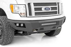 Heavy Duty Front LED Bumper 10767