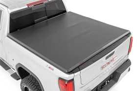 Soft Tri-Fold Tonneau Bed Cover RC44308650