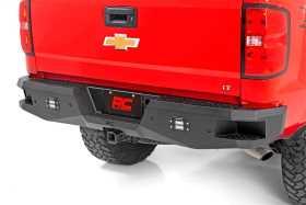 Heavy Duty Rear LED Bumper 10773