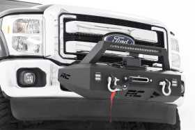 Winch Mount System