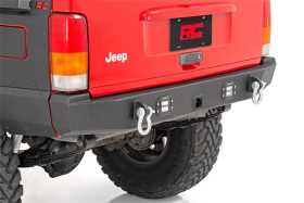 Rear LED Bumper