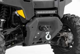 Winch Mounting Plate 97016