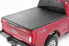 Soft Tri-Fold Tonneau Bed Cover RC44599650