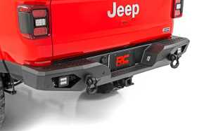 Heavy Duty Rear LED Bumper 10646