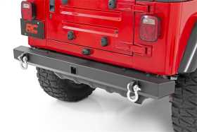 Classic Full Width Rear Bumper 10591