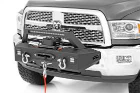 Exo Winch Mount System Front Bumper 31007