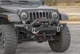 Front Winch Bumper 10596