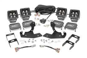 LED Fog Light Kit 70628DRLA