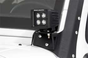 LED Windshield Light Mounts