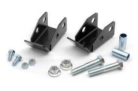 Shock Relocation Brackets