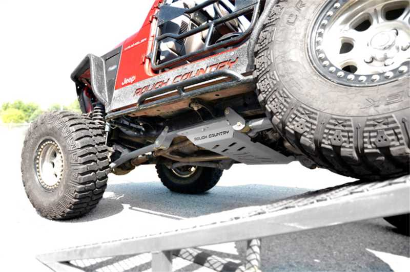 High Clearance Skid Plate 1126