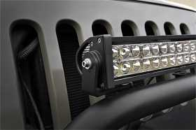LED Light Bar Bumper Hoop Mounting Brackets