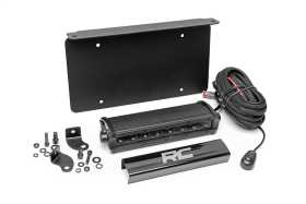 Cree Black Series LED License Plate Mount Kit