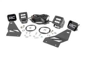 Black Series LED Fog Light Kit 71023
