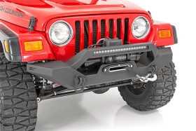 LED Winch Bumper
