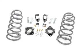 X-REAS Series II Suspension Lift Kit
