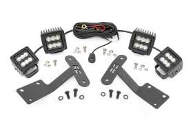 LED Lower Windshield Ditch Kit 70866