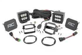 Black Series LED Fog Light Kit 70630