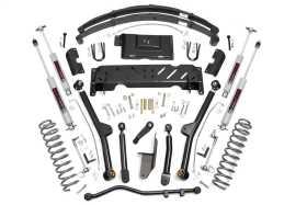 X-Series Long Arm Suspension Lift Kit w/Shocks 68622