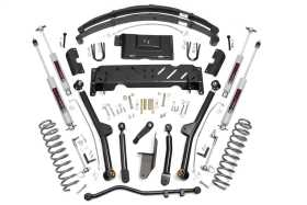 X-Series Long Arm Suspension Lift Kit w/Shocks 61722