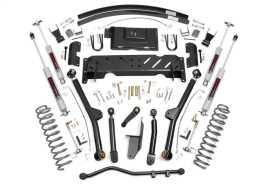 X-Series Long Arm Suspension Lift Kit w/Shocks 68922