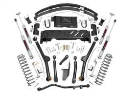 X-Series Long Arm Suspension Lift Kit w/Shocks 67222