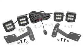 LED Lower Windshield Ditch Kit 70835