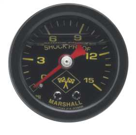 Fuel Pressure Gauge 1.5 in. Gauge 650310