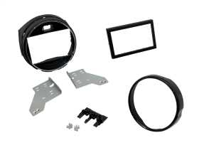 Custom Fit ISO Double DIN Stereo Installation Kit