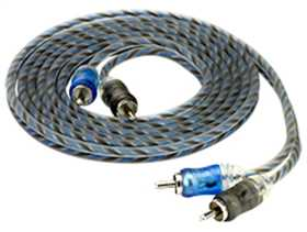 Performance Twisted RCA Cable