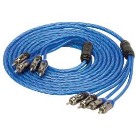 Reference Series 4-CH Twisted Multi-Core RCA Cable