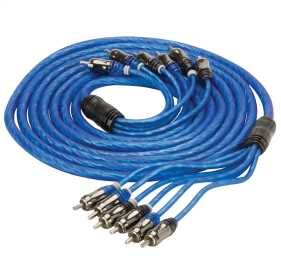 Reference Series 6-CH Twisted Multi-Core RCA Cable