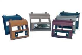 Custom Fit Full Panel DIN Dash Kit
