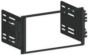 Custom Fit ISO Double DIN Multi-Dash Kit