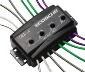 OEM Amp Interface 80W x 4