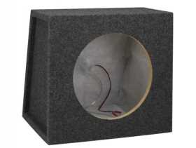 Sealed Single Speaker Subwoofer Enclosure
