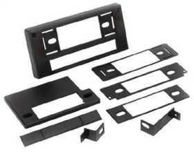 Custom Fit DIN w/Pocket Multi-Dash Kit