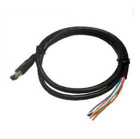 Livewire / Livewire TS 2-Channel Analog Input Cable
